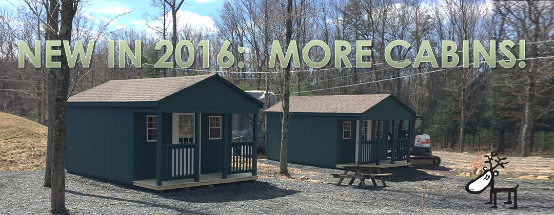 New Cabins