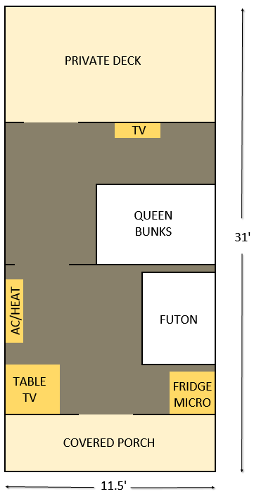 2-Room-Floorplan