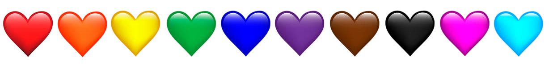 Inclusion Hearts
