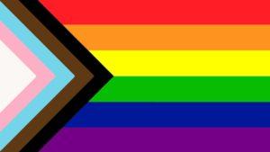 New Pride Flag