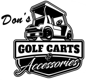 Don's Golf Cart Logo
